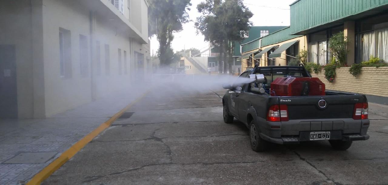 Control de mosquitos<br>y prevención del Dengue